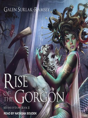 cover image of Rise of the Gorgon
