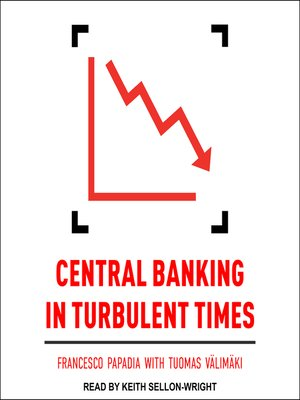 cover image of Central Banking in Turbulent Times