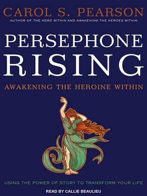 cover image of Persephone Rising