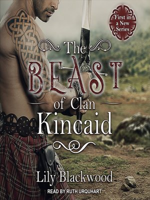 cover image of The Beast of Clan Kincaid