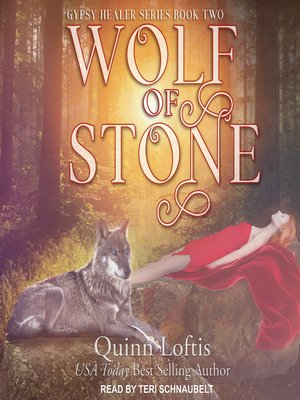 cover image of Wolf of Stone