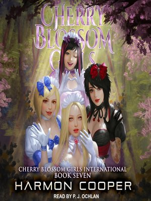 cover image of Cherry Blossom Girls International