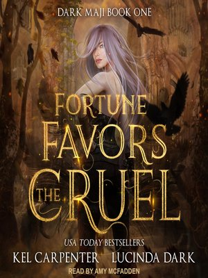 cover image of Fortune Favors the Cruel
