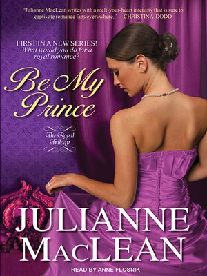 cover image of Be My Prince