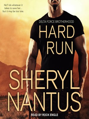 cover image of Hard Run