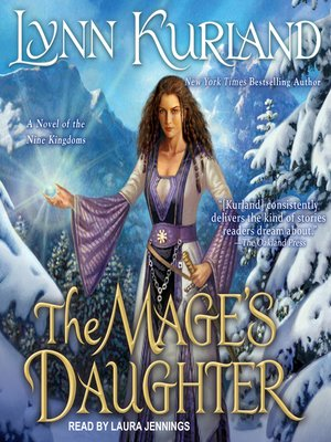 cover image of The Mage's Daughter