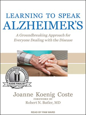cover image of Learning to Speak Alzheimer's