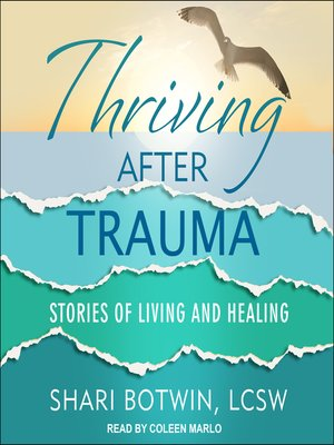 cover image of Thriving After Trauma