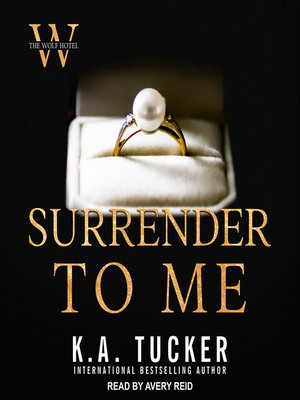 cover image of Surrender to Me