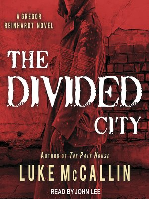 cover image of The Divided City