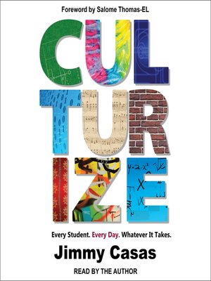 cover image of Culturize
