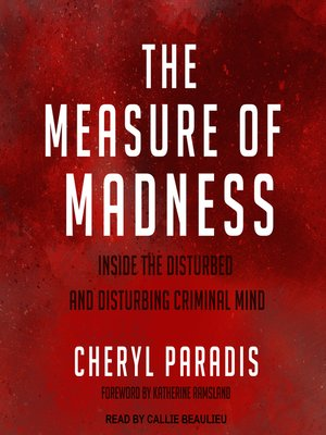 cover image of The Measure of Madness