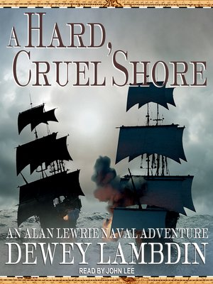 cover image of A Hard, Cruel Shore