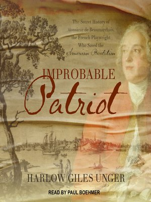 cover image of Improbable Patriot