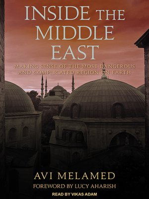 cover image of Inside the Middle East
