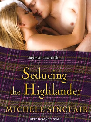 cover image of Seducing the Highlander