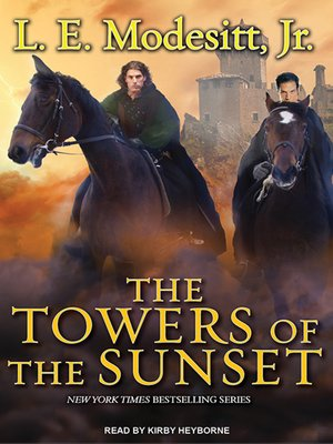 cover image of The Towers of the Sunset