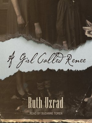 cover image of A Girl Called Renee