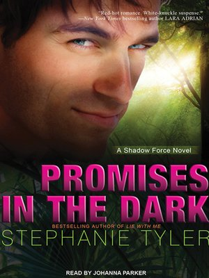 cover image of Promises in the Dark--A Shadow Force Novel