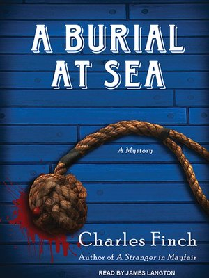 cover image of A Burial at Sea