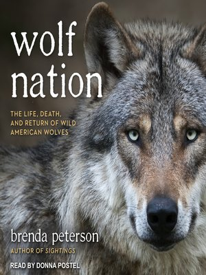 cover image of Wolf Nation