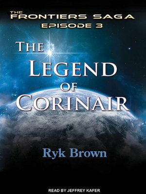 cover image of The Legend of Corinair