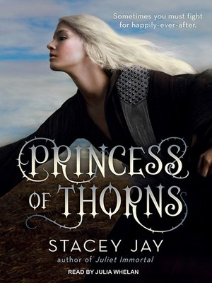 cover image of Princess of Thorns