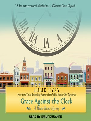 cover image of Grace Against the Clock