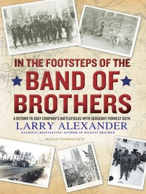 cover image of In the Footsteps of the Band of Brothers