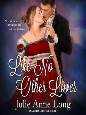 cover image of Like No Other Lover