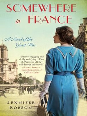cover image of Somewhere in France