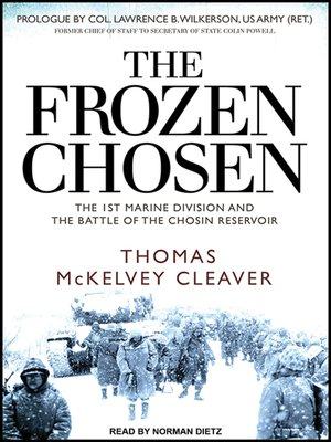 cover image of The Frozen Chosen