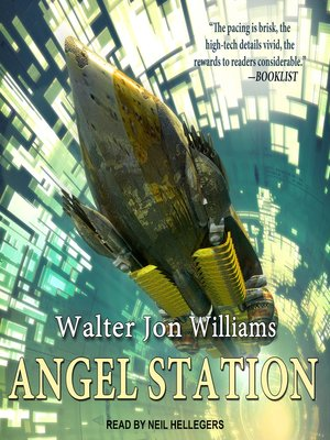 cover image of Angel Station