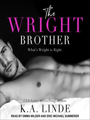 cover image of The Wright Brother