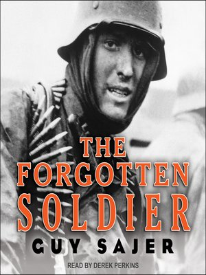 cover image of The Forgotten Soldier