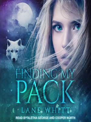 cover image of Finding My Pack