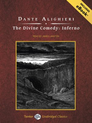 cover image of The Divine Comedy--Inferno