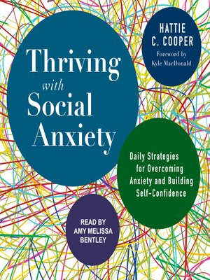 cover image of Thriving with Social Anxiety