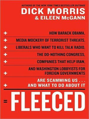 cover image of Fleeced