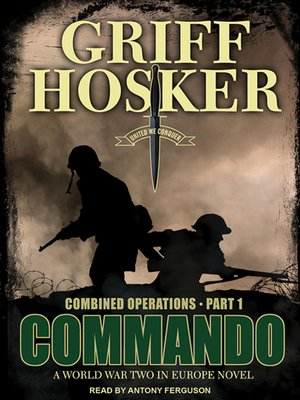 cover image of Commando