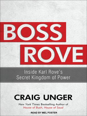 cover image of Boss Rove