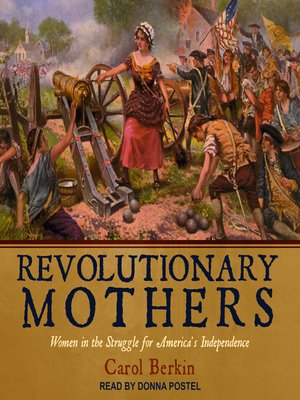 cover image of Revolutionary Mothers