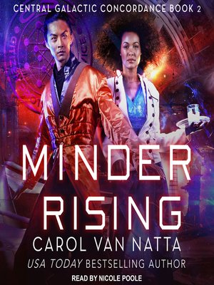 cover image of Minder Rising