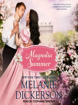cover image of Magnolia Summer