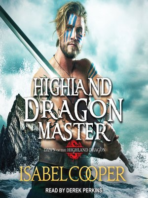 cover image of Highland Dragon Master