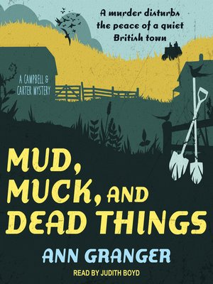 cover image of Mud, Muck and Dead Things