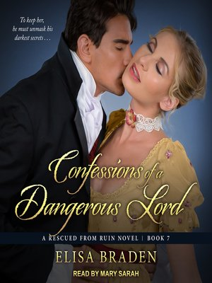 cover image of Confessions of a Dangerous Lord
