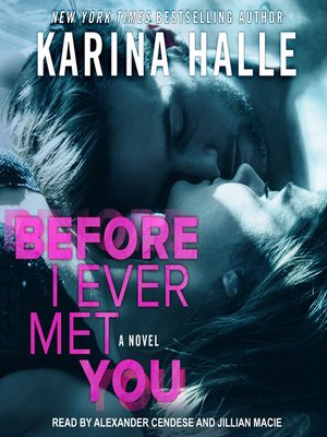 cover image of Before I Ever Met You