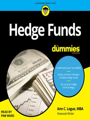 cover image of Hedge Funds for Dummies