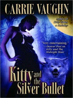 cover image of Kitty and the Silver Bullet